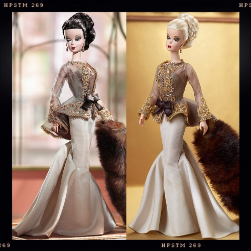 2003 Chataine and Capucine Silkstone Barbie