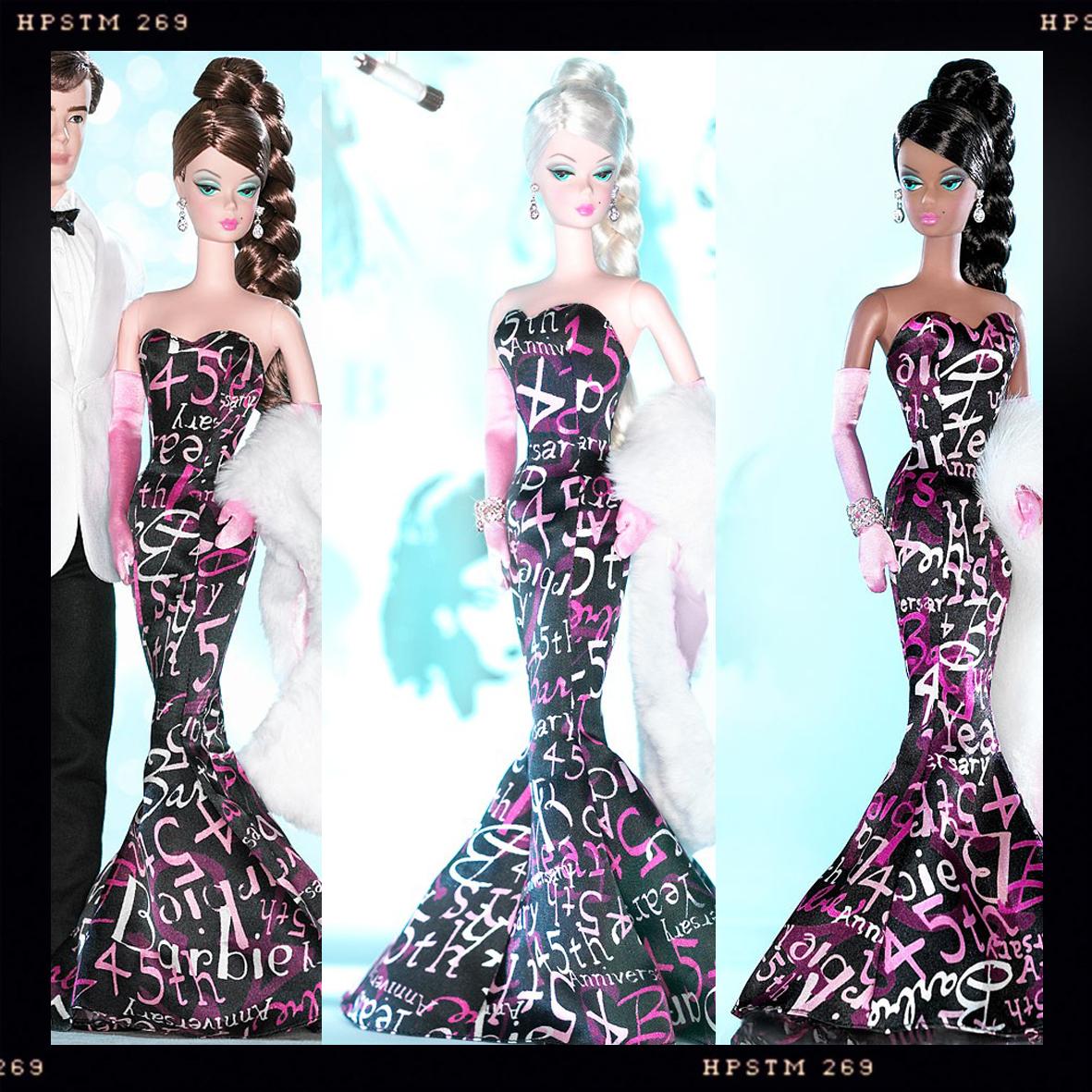 Modern Day Barbie Dolls 2013