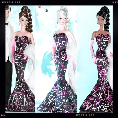 2004 45th Anniversary Silkstone Barbie