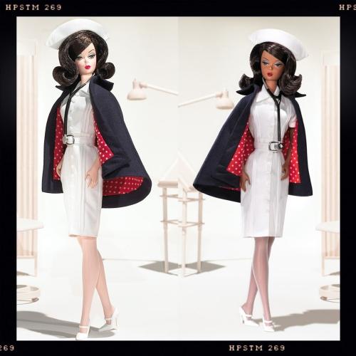2005 The Nurse Silkstone Barbie