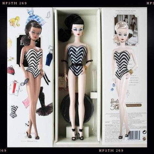 2009 Debut Barbie Silkstone