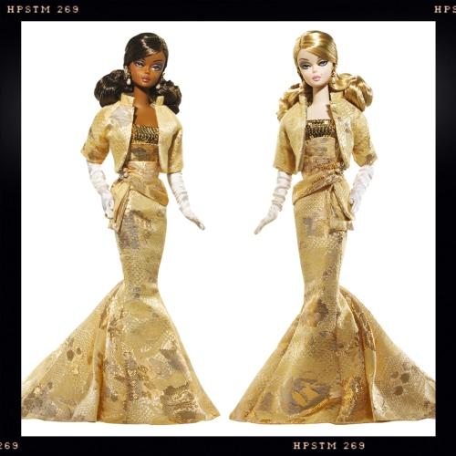 2009 Golden Gala Silkstone Barbie