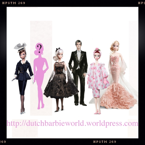 Barbie Silkstone 2013 Collection