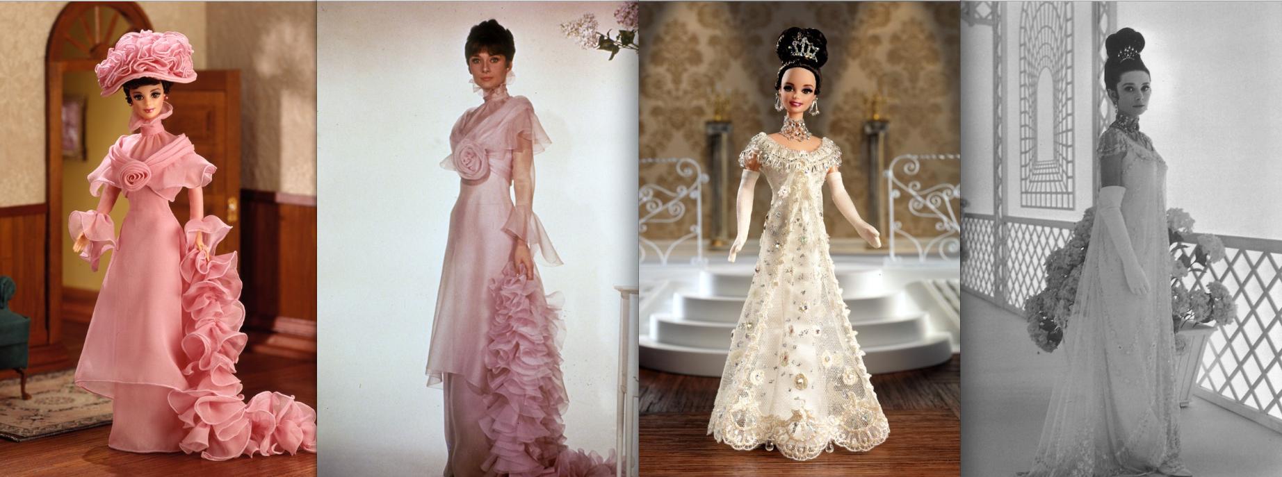 Audrey Hepburn | Dutch Fashion Doll World