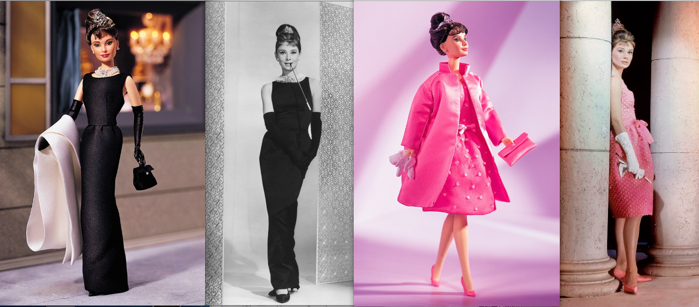 Audrey Hepburn | Dutch Fashion Doll World