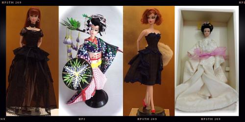 barbie fashion luncheon auction