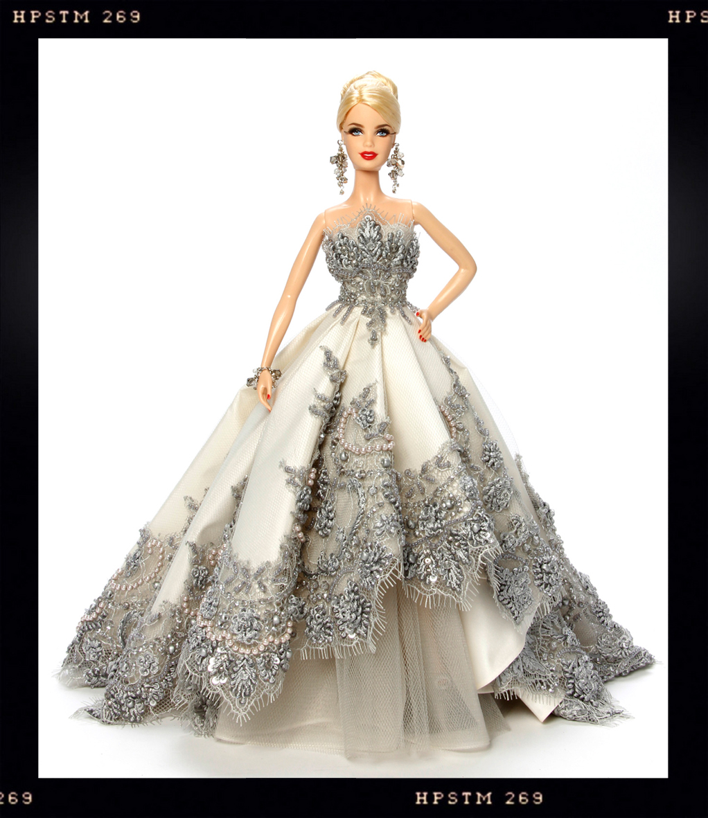 Silver Splendor | Dutch Fashion Doll World