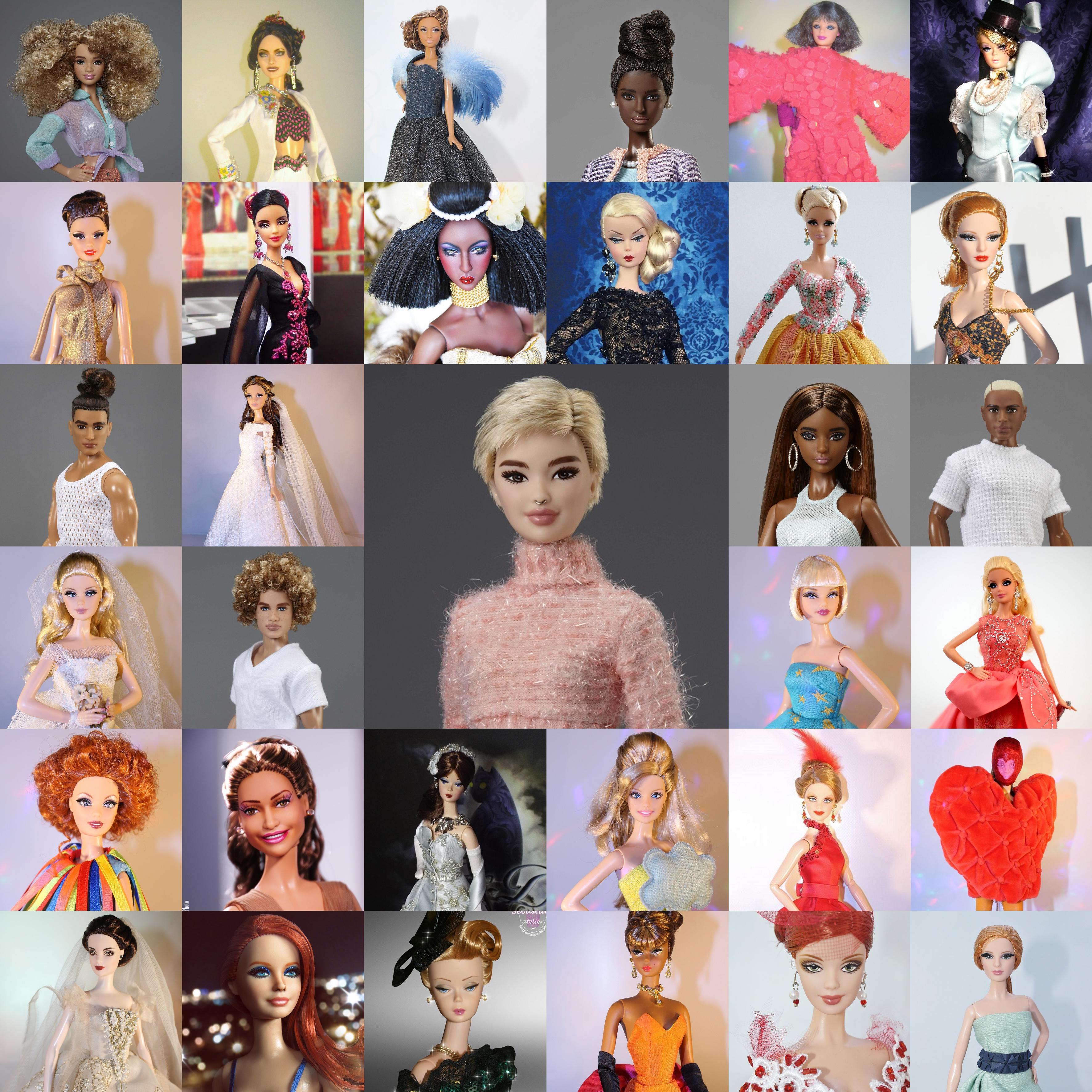 Madrid Fashion Doll Show Charity Ebay Auction Dutch Fashion Doll World