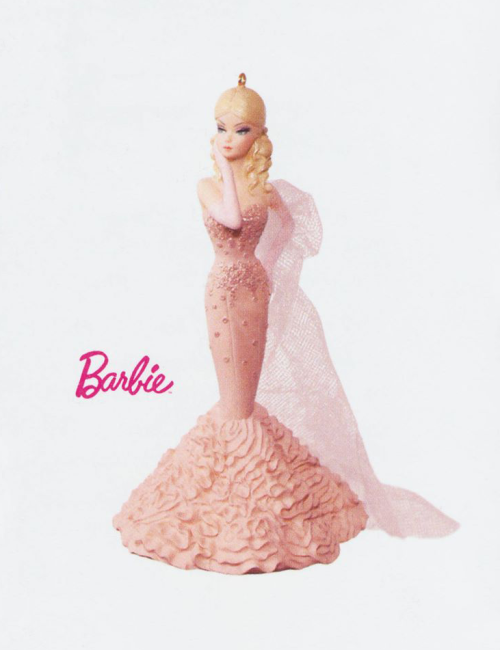 Mermaid Gown Barbie® doll Hallmark | Dutch Fashion Doll World