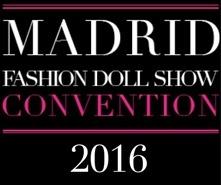 ©2016 Madrid Fashion doll Show Convention
