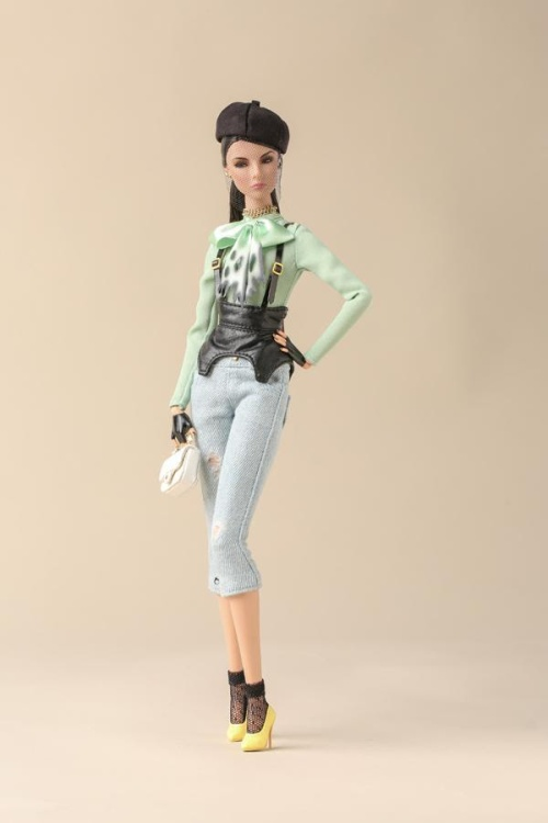 nu face dutch fashion doll world un d 25