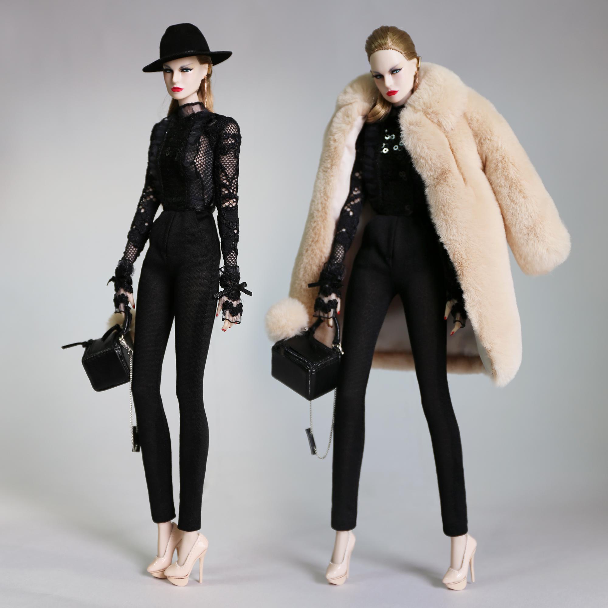 Lovetones Aw2016 Collection Dutch Fashion Doll World