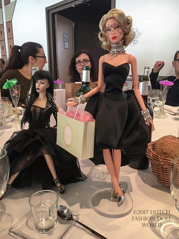 ©2017 Dutch Fashion Doll World - 2017 Paris Fashion Doll Festival-Saturday Events
