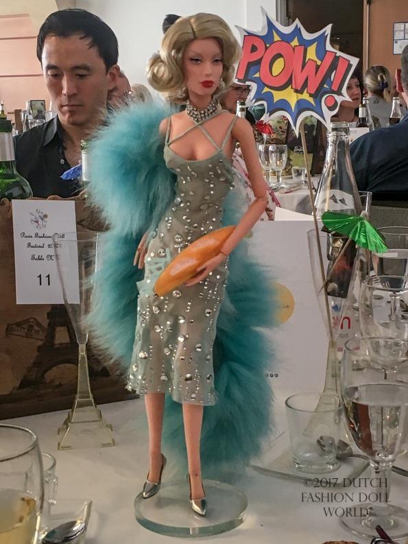 ©2017 Dutch Fashion Doll World - 2017 Paris Fashion Doll Festival-Saturday Events