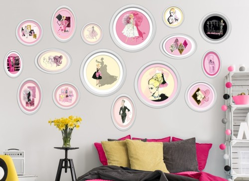 barbie-framed-graphic-wall-decal-r1