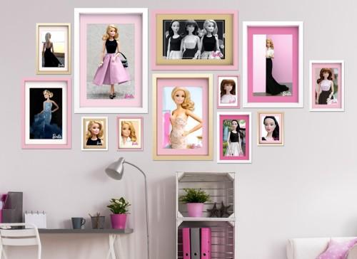 barbie-framed-photos-wall-decal-r1
