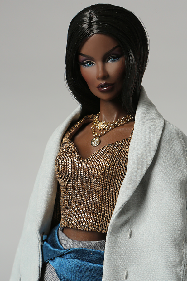 Sacred Lotus Dutch Fashion Doll World