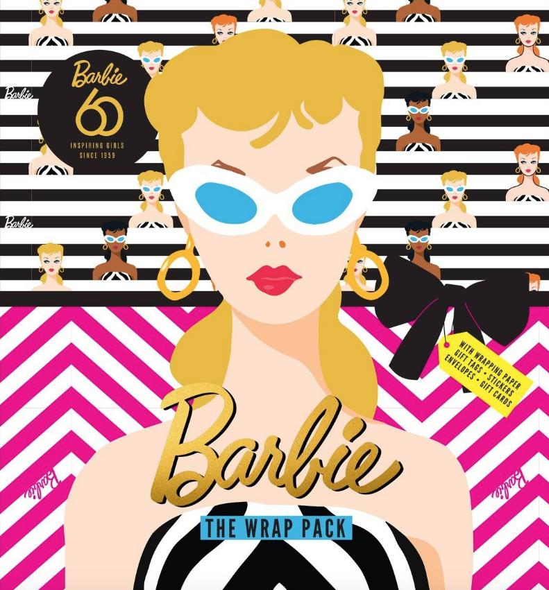Barbie 60th Anniversary Books Dutch Fashion Doll World